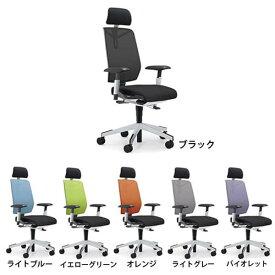 Garage パソコンチェア giroflex68 ジロフレックス68 布張り エキストラハイバック ヘッドレスト付き 肘付 68-8619RMS [オフィスチェア 事務用チェア オフィス家具 チェア 椅子 イス 事務椅子 デスクチェア パソコンチェア 高機能 ジロフレックス]