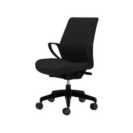 コクヨ(KOKUYO) オフィスチェア ミドルバック picora(ピコラ) CR-G530E6-W [事務用チェア オフィス用品 オフィス用 オフィス家具 チェア 椅子 イス 事務椅子 デスクチェア パソコンチェア スタンダード 高機能 PICORA ピコラ]