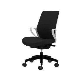 コクヨ(KOKUYO) オフィスチェア ハイバック picora(ピコラ) CR-G532E1-W [事務用チェア オフィス用品 オフィス用 オフィス家具 チェア 椅子 イス 事務椅子 デスクチェア パソコンチェア スタンダード 高機能 PICORA ピコラ]