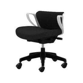 コクヨ(KOKUYO) オフィスチェア ローバック picora(ピコラ) CR-G534E1-V [事務用チェア オフィス用品 オフィス用 オフィス家具 チェア 椅子 イス 事務椅子 デスクチェア パソコンチェア スタンダード 高機能 PICORA ピコラ]