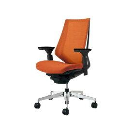 コクヨ(KOKUYO) オフィスチェア ハイバック Duora(デュオラ) ポリウレタン巻きキャスター CR-GA3011E6-V [事務用チェア オフィス家具 チェア 椅子 イス 事務椅子 デスクチェア パソコンチェア スタンダード 高機能 DUORA デュオラ]