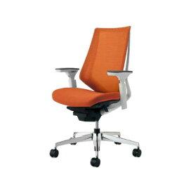 コクヨ(KOKUYO) オフィスチェア ハイバック Duora(デュオラ) ナイロンキャスター CR-GA3011E1-W [事務用チェア オフィス家具 チェア 椅子 イス 事務椅子 デスクチェア パソコンチェア スタンダード 高機能 DUORA デュオラ]