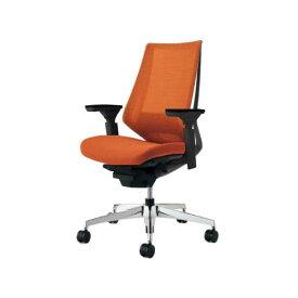 コクヨ(KOKUYO) オフィスチェア ハイバック Duora(デュオラ) ポリウレタン巻きキャスター CR-GA3031E6-V [事務用チェア オフィス家具 チェア 椅子 イス 事務椅子 デスクチェア パソコンチェア スタンダード 高機能 DUORA デュオラ]