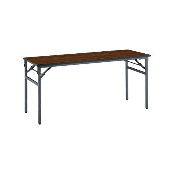 コクヨ(KOKUYO) 長方形テーブル KT-N120シリーズ W1500×D450×H700mm KT-N123 [ワーキングテーブル ワークテーブル テーブル 折りたたみテーブル 会議用テーブル 会議テーブル 休憩室 食堂 オフィス用品 オフィス用 オフィス家具]