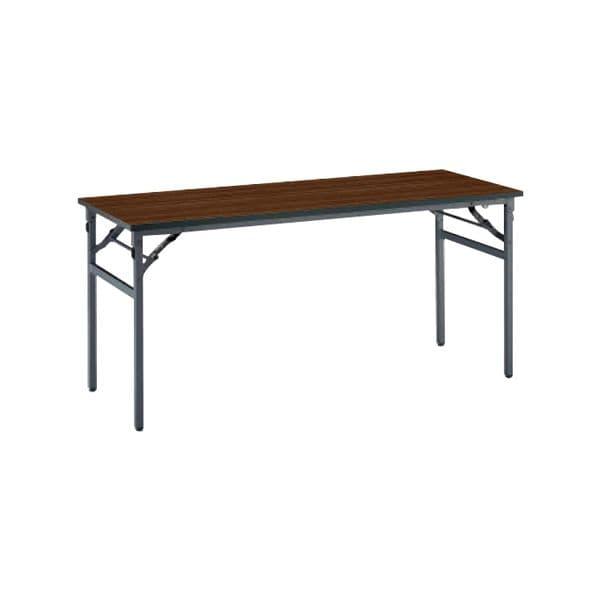 コクヨ(KOKUYO) 長方形テーブル KT-N120シリーズ W1500×D600×H700mm KT-NS124 [ワーキングテーブル ワークテーブル テーブル 折りたたみテーブル 会議用テーブル 会議テーブル 休憩室 食堂 オフィス用品 オフィス用 オフィス家具]