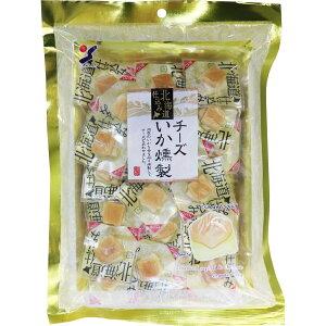 北海道仕込み チーズいか燻製 120g 山栄食品工業株式会社