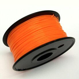 ニッポー<NIPPO> 国産スマート3Dプリンター「遊作くん」純正フィラメント 蛍光オレンジ 直径1.75mm