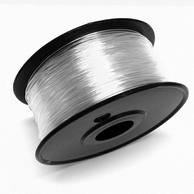 ニッポー<NIPPO> 国産スマート3Dプリンター「遊作くん」純正フィラメント 透明 直径1.75mm