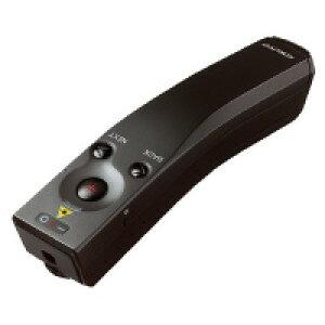 コクヨ 赤色レーザーポインターパワーポイント対応タイプ ELA-RU44 照射形状変更機能搭載・ユニバーサルデザイン