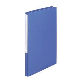 リヒトラブ パンチレスファイル<HEAVY DUTY> F-369-9藍 A3 タテ型 収納枚数:コピー用紙160枚