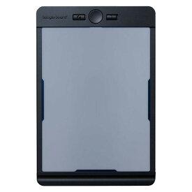 【メール便なら送料180円】KING JIM<キングジム>電子メモパッド Boogie Board(ブギーボード) 半透明液晶モデル BB-13黒