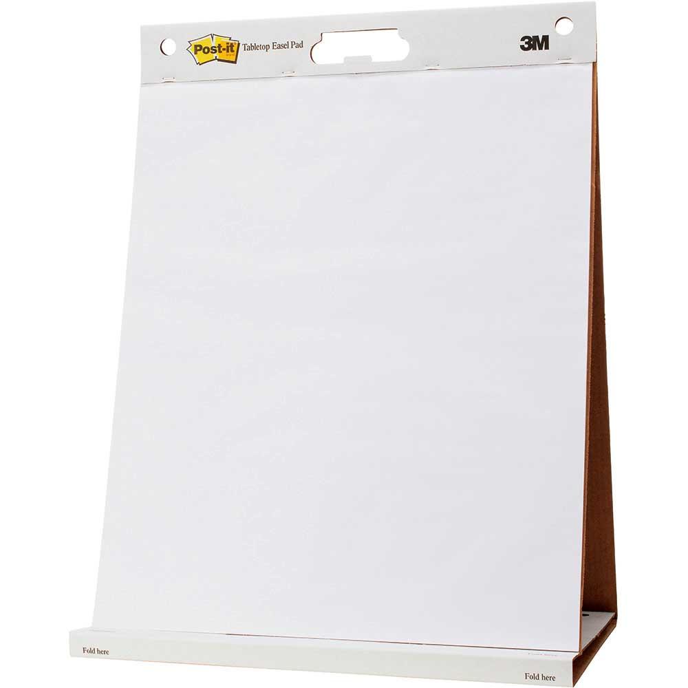ポスト・イット(R) ミーティングツール イーゼルパッド テーブルトップ EASEL563