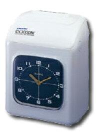 【送料無料】アマノ<amano> 電子タイムレコーダーホワイト EX3000Nc(W) EX3000Nc EX-3000Nc 【RCP】