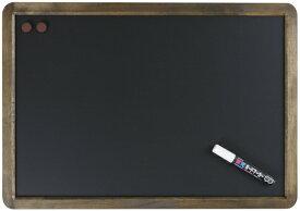 レイメイ藤井(Raymay) アンティーク ブラックボード A2サイズ LNB385 蛍光ボードマーカー白1本付 【RCP】