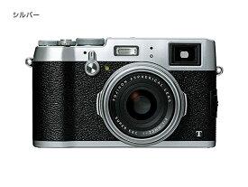 【送料無料】 富士フイルム デジタルカメラ FUJIFILM X100T シルバー F FX-X100T S