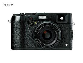 【送料無料】 富士フイルム デジタルカメラ FUJIFILM X100T ブラック F FX-X100T B