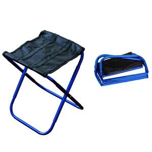 ハイハイ Hi-High 折りたたみ式アウトドアチェア 超々ジェラルミン OROC-02 高耐荷重 軽量 コンパクト 折りたたみ 登山 椅子 アルミ ミニ 収納バック付 青