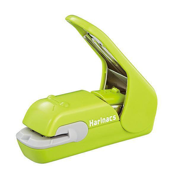 コクヨ 針なしステープラー<ハリナックスプレス> 緑 SLN-MPH105G