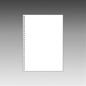 【メール便なら送料290円】LIHIT LAB.<リヒトラブ> ツイストリング・ノート(専用リーフ・B5無地) N1600P(N-1600P)
