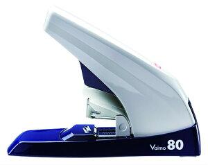 マックス MAX 卓上ホッチキス バイモ80 Vaimo80 ホワイト とじ枚数80枚 11号針専用 文具 事務用品 事務 HD-11UFL/W 【RCP】