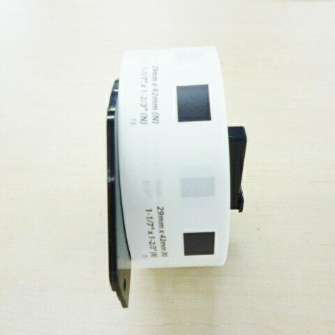 マックス<MAX> 感熱ラベルプリンタ ELP-60用上質感熱紙ラベル ELP-L2942N-15 ELP-60S/ELP-60N対応 ダイカットラベル