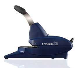 【送料無料】マックス<MAX> 紙針ホッチキス 「P-KISS(ピーキス)」 20枚とじ PH-20DS/NB ネイビー(PH90004) 【RCP】