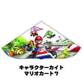 キャラクターカイト マリオカート7 正月  凧上げ オンダ