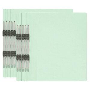エコノミーフラットファイル A4-S 10冊セット 021E