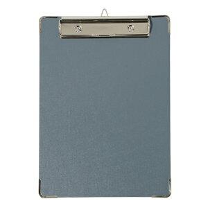 プラス(PLUS) クリップボード C 用箋挟 レザーペーパー貼 B5-E ブルー  78-549