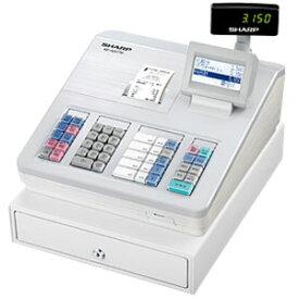 シャープ<SHARP> 電子レジスター XE-A207W-W(XEA207WW) ホワイト 1シート サーマルプリンタ搭載 大型液晶表示 02P01Nov14