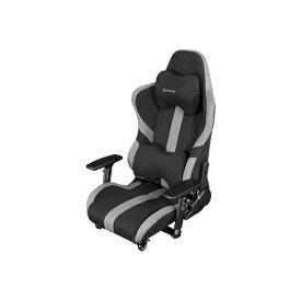 座椅子 幅740 奥行670 高さ1190(1190-1265) 座面高さ380-455 ブラック ブルー レッド Bauhutte クッション ゲーミングチェア オフィスチェア リクライニング 肘掛け ファブリック BS-LOC-950RR-BK BS-LOC-950RR-BU BS-LOC-950RR-RD
