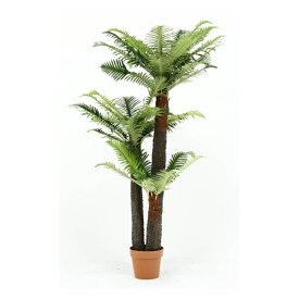 イミテーショングリーン 観葉植物 シダ 幅900 奥行900 高さ1470mm グリーン 不二貿易 観葉植物 植物 観葉 人工 インテリア 鉢 おしゃれ FB-52678