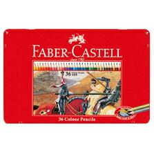 FABER-CASTELL(ファーバーカステル) 色鉛筆 36色セット TFC-CP/36C 75213(2400)【RCP】 ★当日出荷可能です。【土・日・祝除】(時間によっては発送日は異なります)