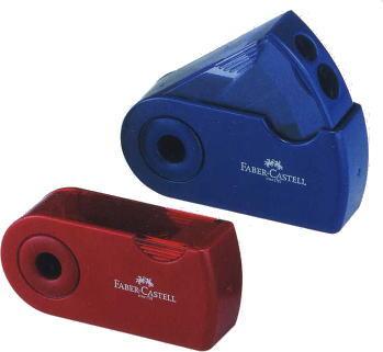 FABER-CASTELL(ファーバーカステル) 鉛筆削り(角型) TFC-182797メール便配送不可商品です。 (400)【RCP】
