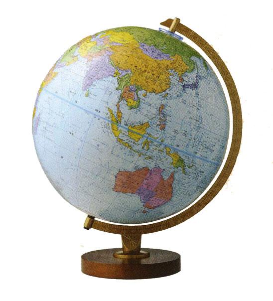 リプルーグル地球儀 ワールド・ネイション・シリーズ エンデバー型(日本語版) (18000) 【RCP】