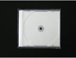 OPP袋 CDケース10mm 厚手タイプ 100枚 (100枚x1)