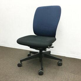 【中古】オフィスチェア ワークチェア フルゴチェア ハイバック KF-430GB-T1T1B2 イトーキ ネイビーブルー ブラックT オフィス チェア 椅子 IO-835231C ∴フルゴチェア ハイバック KF-430GB-T1T1B2 イト
