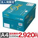 コピー用紙 A4 5000枚(500枚×10冊)ペーパーワン(PAPER ONE) 高白色 プロデジ高品質 保存箱仕様 PEFC認証 用紙 OA用…