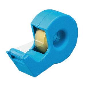 テープカッター<カルカット>ライトブルー ハンディタイプ小巻き ライトブルー T-SM300LB【コクヨ】