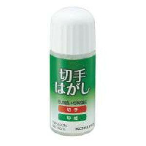 切手はがしスポンジヘッド40ml【コクヨ】TW-220N