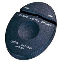 【ゆうパケット対応可】セラミックレターオープナーL&R CLO-500【オート】