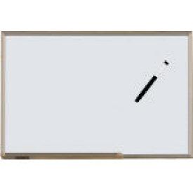 ホワイトボード 壁掛けNシリーズ 無地 W450×D12×H300mm NV1【馬印 UMAJIRUSHI】タテヨコ両用