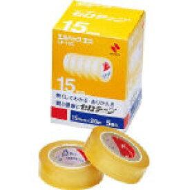 セロテープ エルパックエス小巻 15mm×20m 1箱(5巻入) LP-15S【ニチバン NICHIBAN】