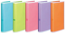 ポシェットアルバム(コロレー】A4 スリムL判300枚収容 【コクヨKOKUYO】ア-NPV30□5色からお選びください。