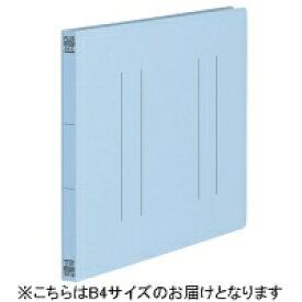 フラットファイル縦罫B4E No012NT RBL 10冊【プラス】