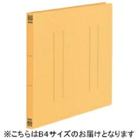 フラットファイル縦罫B4E No.012NT YL 10冊【プラス】