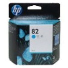 インクカートリッジHP82 C4911A シアン【HP】