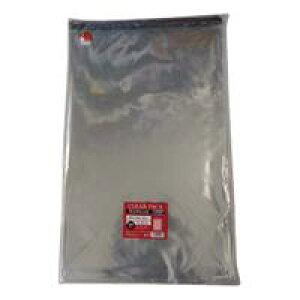 OPP袋テープ付アルミ剥離紙B3用(50枚入)【フロンティア】サイズ:幅380×高さ530+フタ40mm