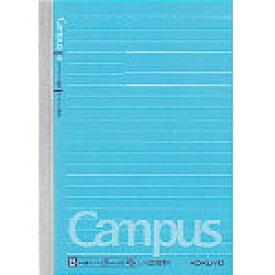 【ゆうパケット対応可】キャンパスノート B罫(ドット入り罫線) 5号(A6)21行 罫幅6mm 48枚 ノ-221BTN【コクヨKOKUYO】