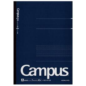 【ゆうパケット対応可】キャンパス ノート ドットA罫 ドット入り罫線 A4(1号) 40枚 ノ-201AT-DB【コクヨ KOKUYO】